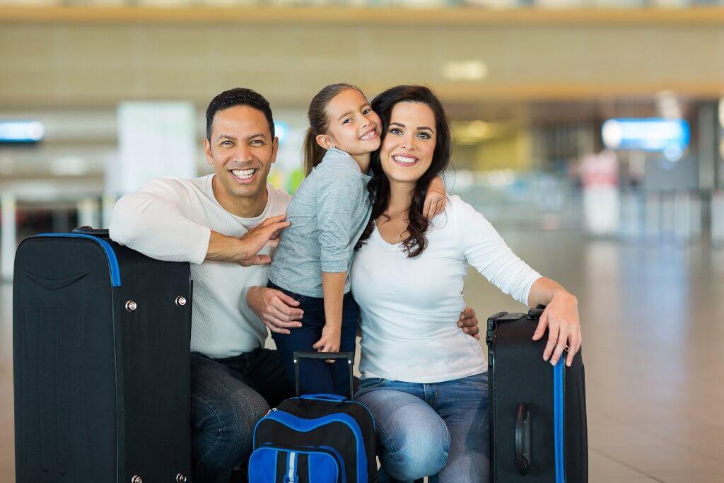 Familia en Alemania